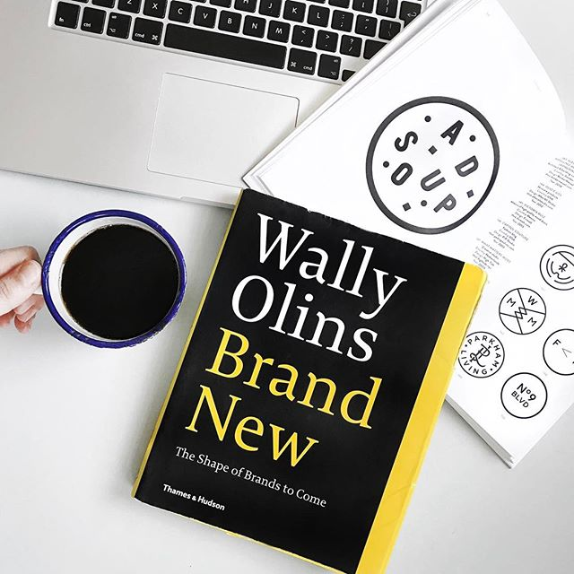 Happy Friday! ☕️✨ Starting the day with a coffee and one of my favourite books about branding from Wally Olins (co-founder of the internationally acclaimed brand consultant agency Wolff Olins). In Brand New Wally Olins discusses the future of brands and branding in a fun and no nonsense way and he explains how globalisation has had a big impact on how we perceive brands and how brands should deal with this changing world. In today's open society it's more important than ever that you stay true to your brand story and your core brand values. In our workshop 'The Brand Toolkit' on Saturday the 1st of April @workdotlife at London Fields - we will discuss this and show some examples of brands that have done this very well - or very badly. We will also look at your brand and business and look at how you can make sure your brand story is consistent and ready for the future! Early bird tickets will be gone by this weekend so make sure to get tickets today! Hope to see you there! Link in bio ✨  #freelancing #londonfields #branding #workshop #atransparentcompany #atransparentworld #transparency #transparencyinfashion #sustainability #sustainablefashion #fashion #communication #strategy #innovation #entrepreneurship #education #workshops #creativeentrepreneur #entrepreneur #consultancy #services #branding #design #london #freelancelife