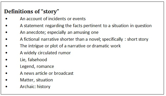 def of story 2