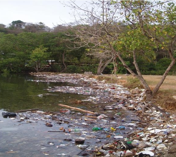 Trinidad has some wonderful beaches and some shocking attitudes towards the environment. Photo: Plastikeep