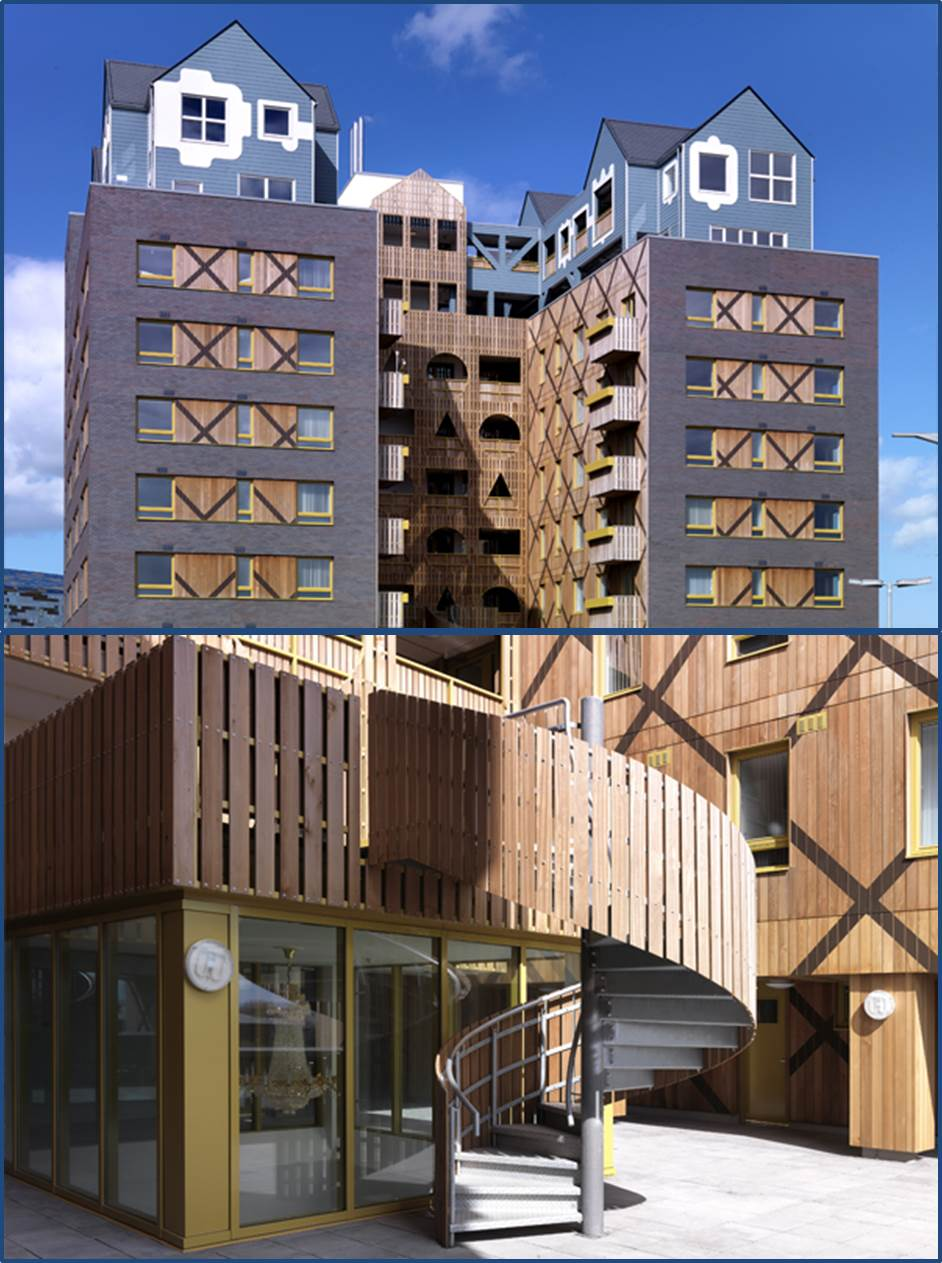 Europe's Tallest Wood-Clad Building - NexGen Protected!
