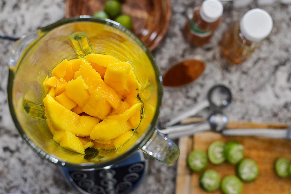 Mango Limon Paleta mix