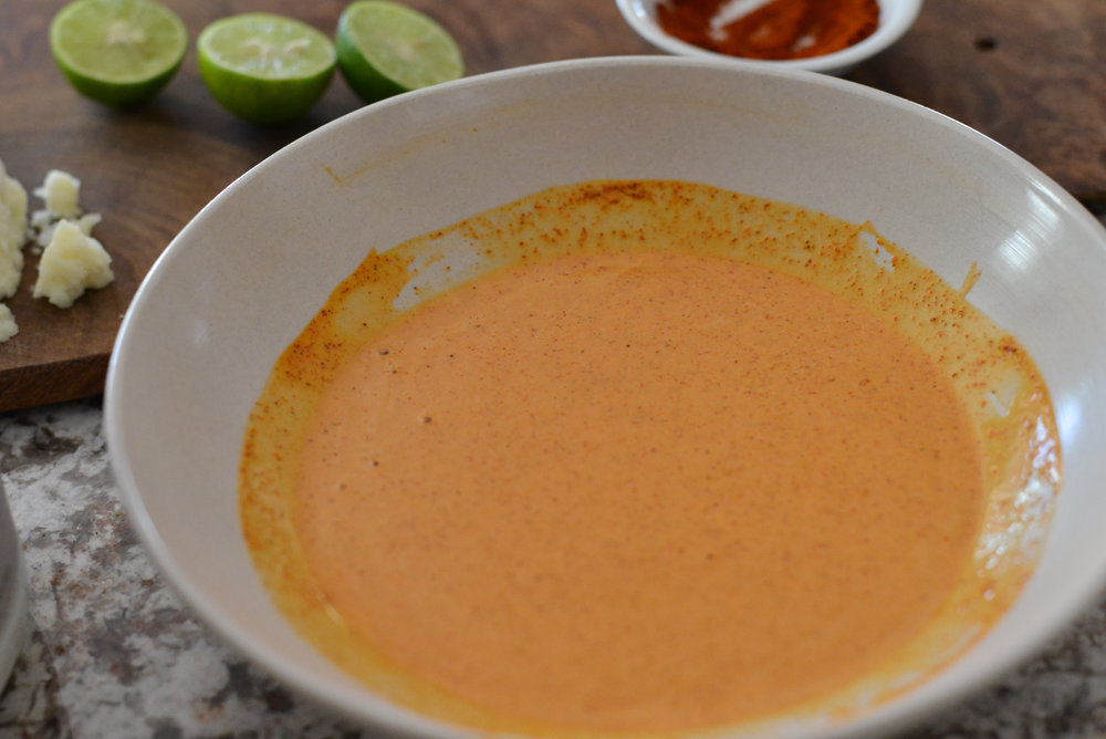 Chile Mayo Sauce