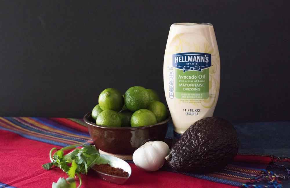 Hellman's® Avocado Oil Mayonnaise Dressing has Omega-3 Alpha Linoleic Acid (ALA)*, vitamin E and has 30% less fat and calories than Hellmann's Real Mayonnaise.