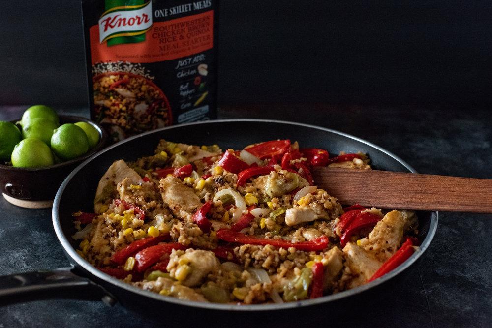 Knorr SW One Skillet Meal