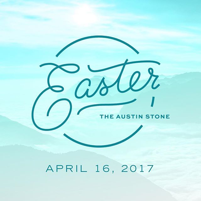 Come worship with us tomorrow morning at @theaustinstone South Campus // 9:15 & 11:15