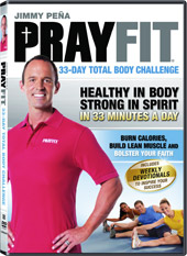 PrayFit - 33 Day Body Toning