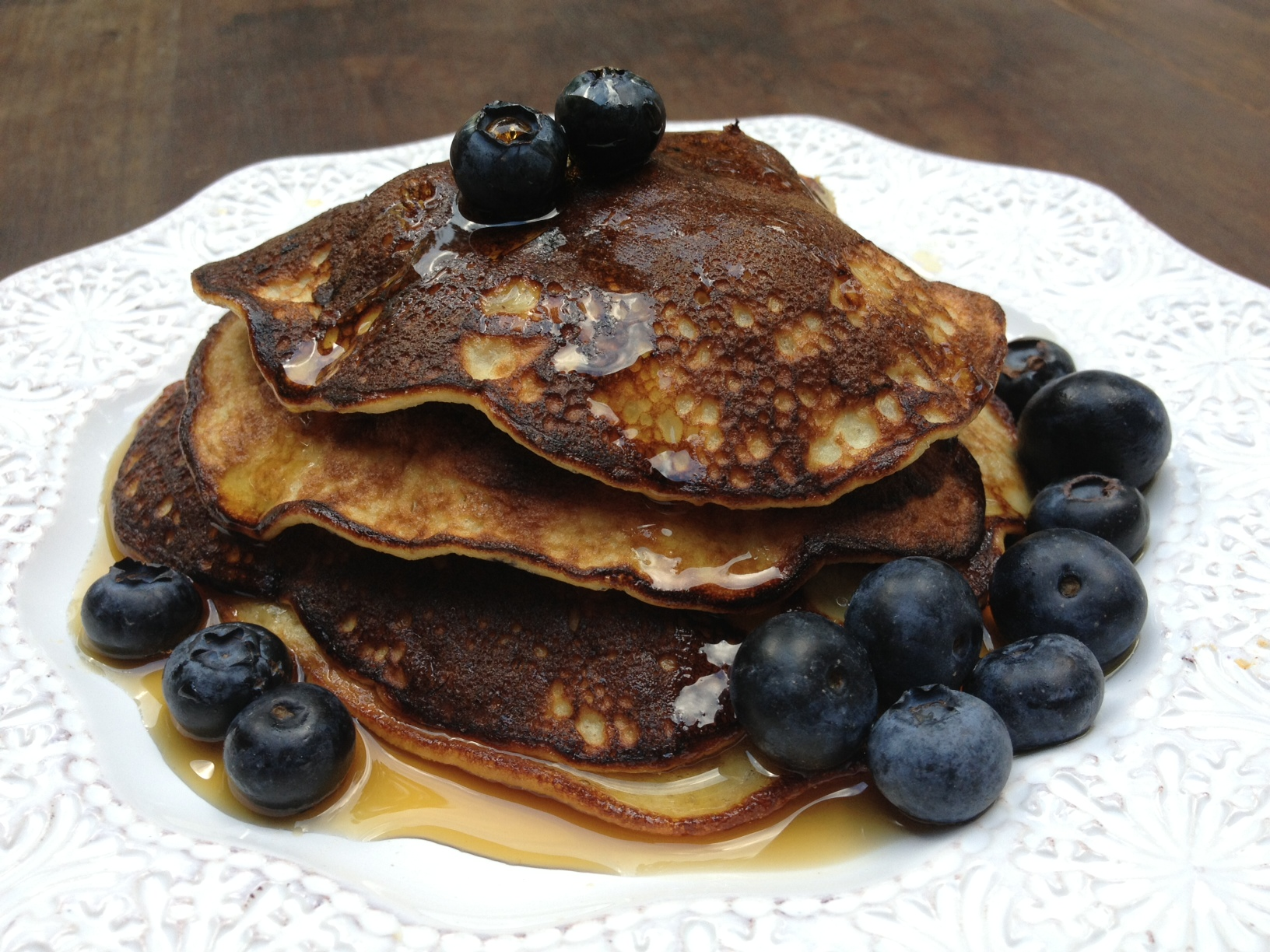 Banana Blueberry Pancakes1