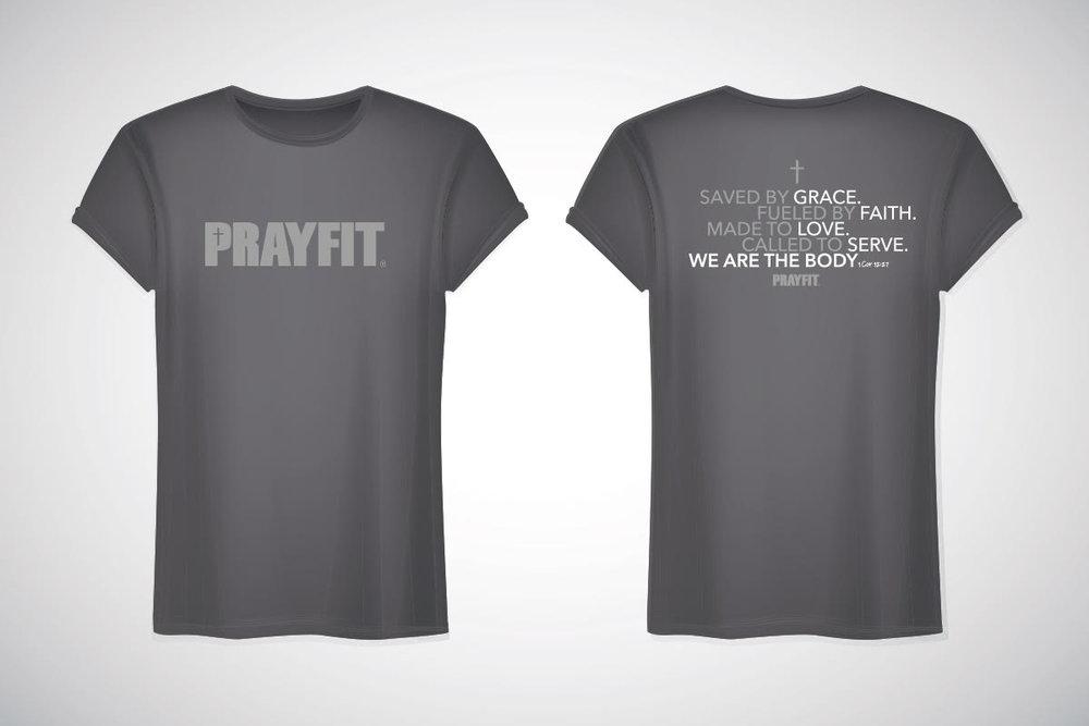 PrayFit Mens Grey T- Shirt.jpg
