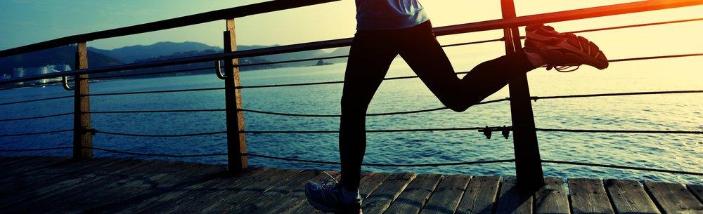 RUN - We run and walk with purpose.