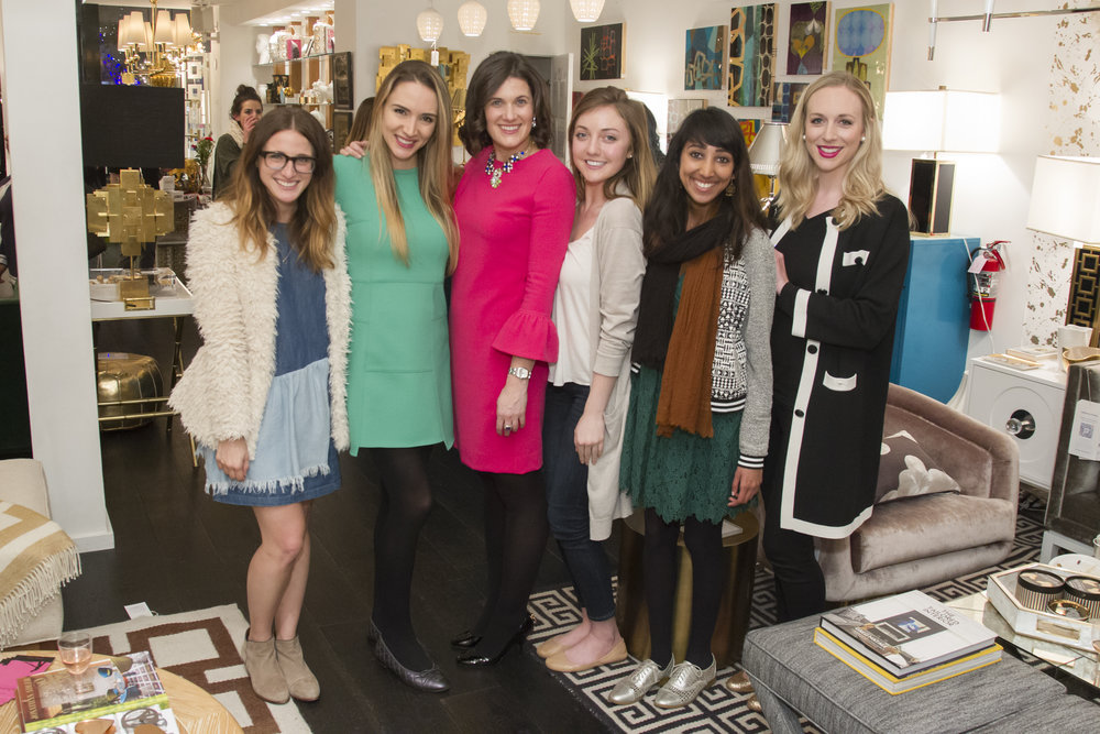 The JetSetting Fashionista's Sip & Shop Event at Jonathan Adler San Francisco