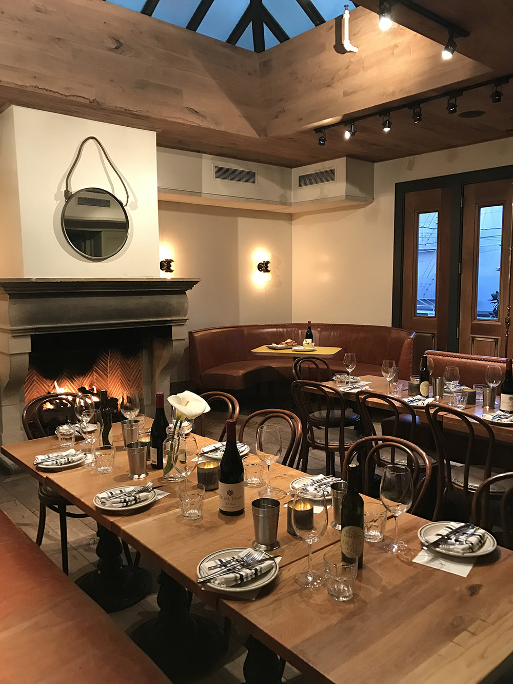 Keller Estates Winemaker Dinner