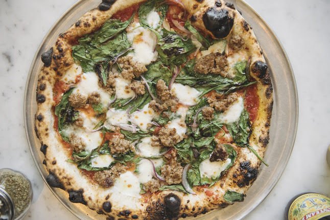 <b> ZAGAT </b> 11 PIZZA'S YOU NEED TO TRY NOW, LIVE FIRE PIZZA