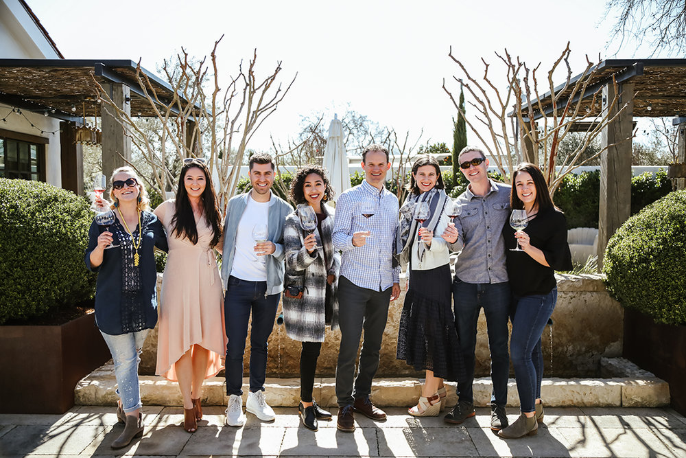 Thanks to our host Ryan and The Three Sticks team for the amazing afternoon in Sonoma.  Photos by  Elise Aileen Photography