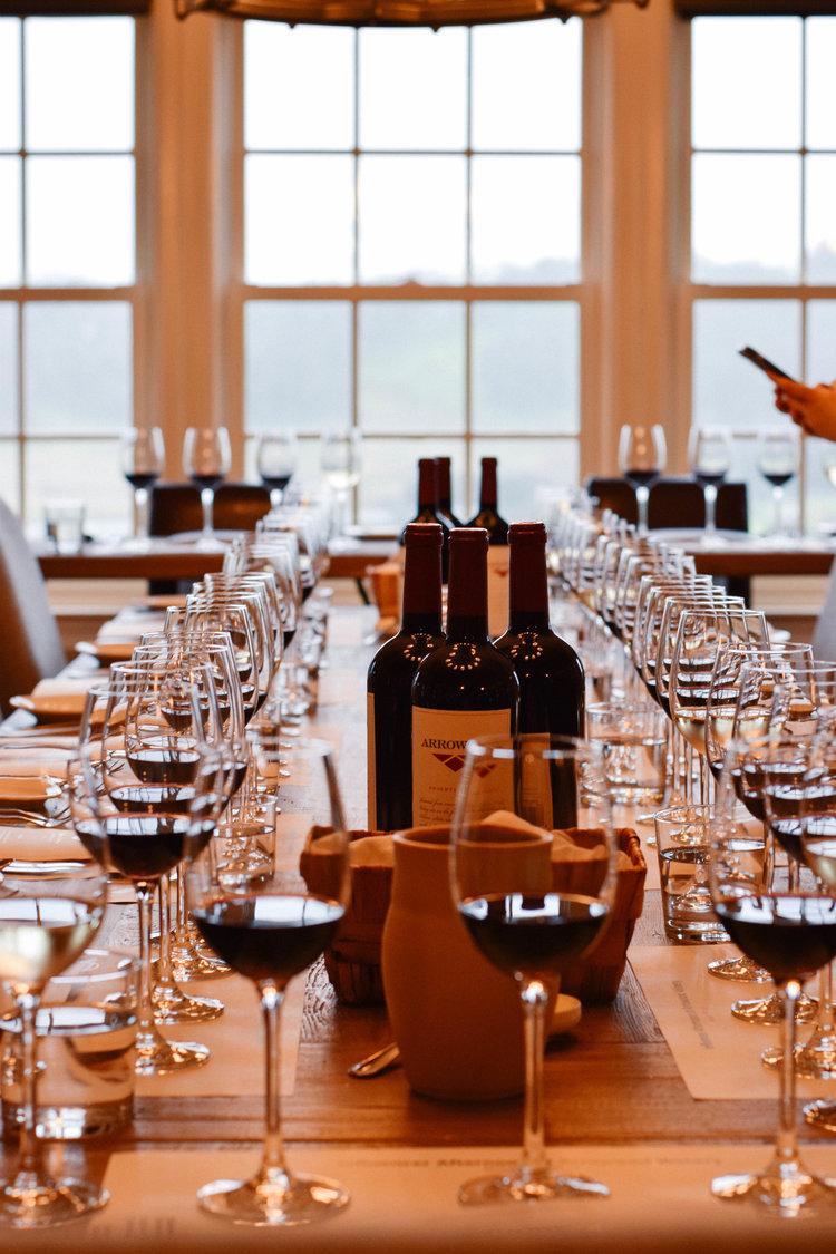 <b>TIFFANY WANG</b> Wine Tastings in Sonoma at Arrowood Winery
