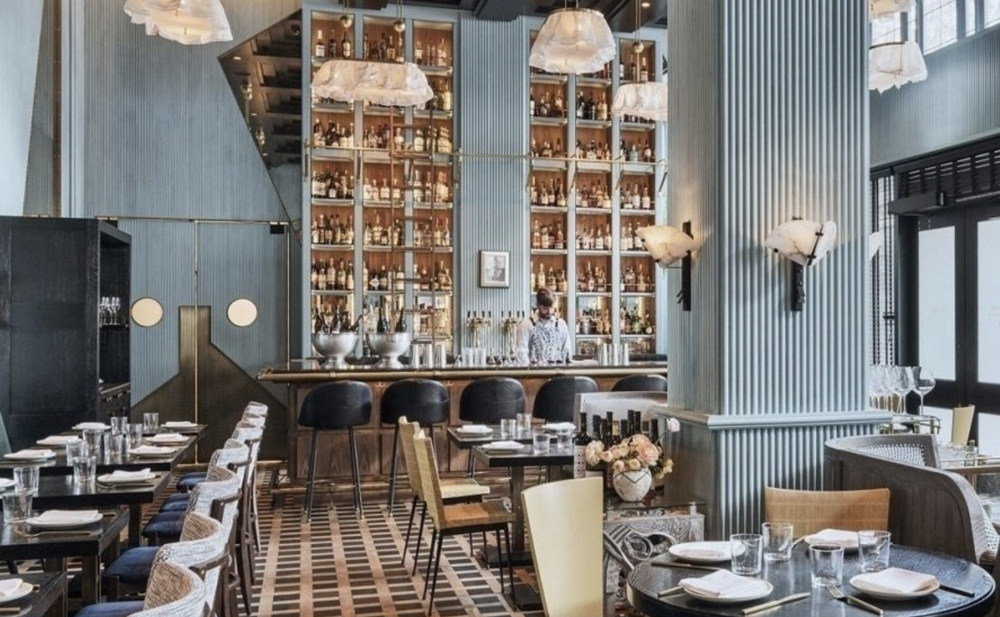 <b> 7x7 </b>The Best Hotel Restaurants in San Francisco