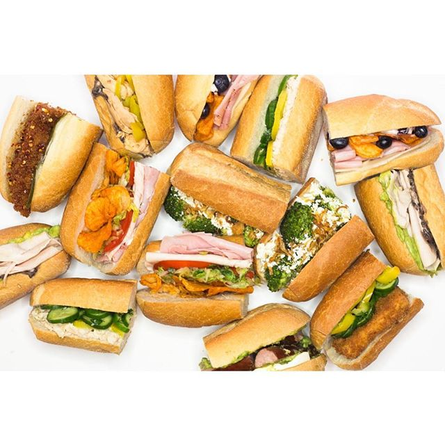 We've got your sandwiches right here!!! At the @theplazafoodhallnyc !
