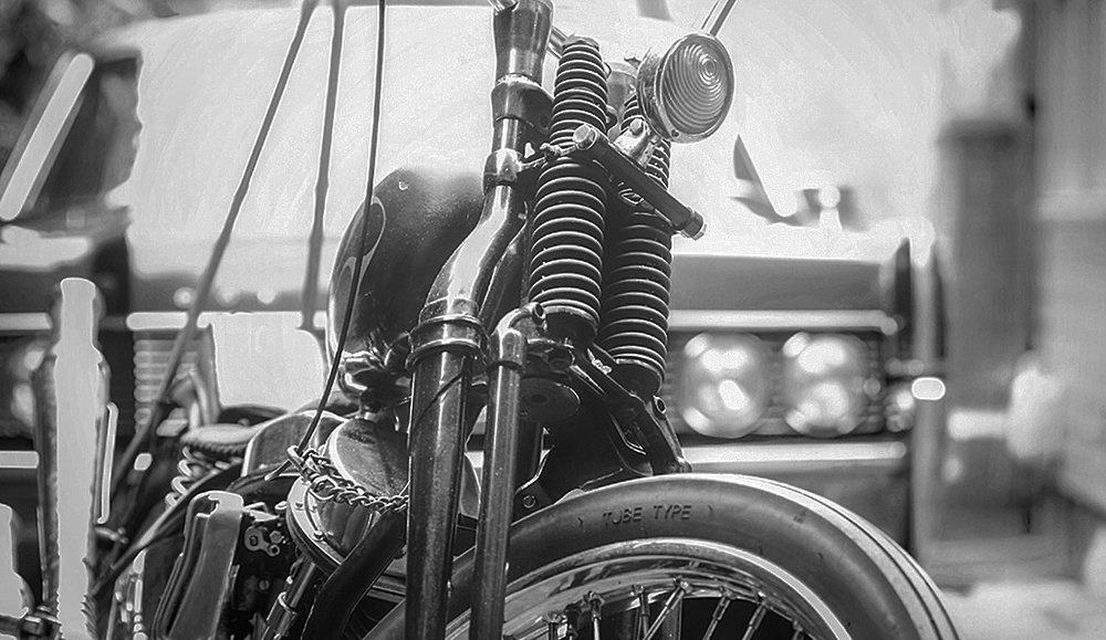 Black Bear Brand x Harley Davidson