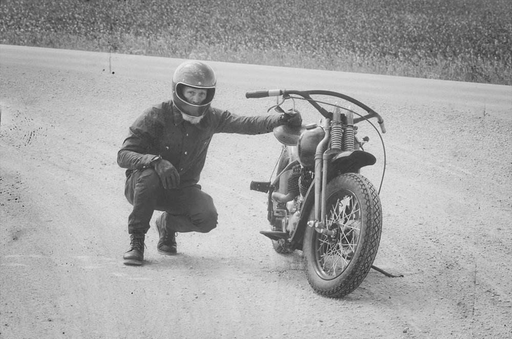 Black Bear Brand American Journey with Harley Davidson