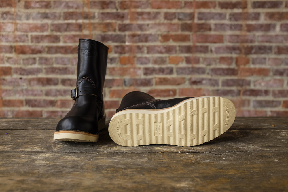 Black Bear Brand x Wesco BOSS in Horween Leather