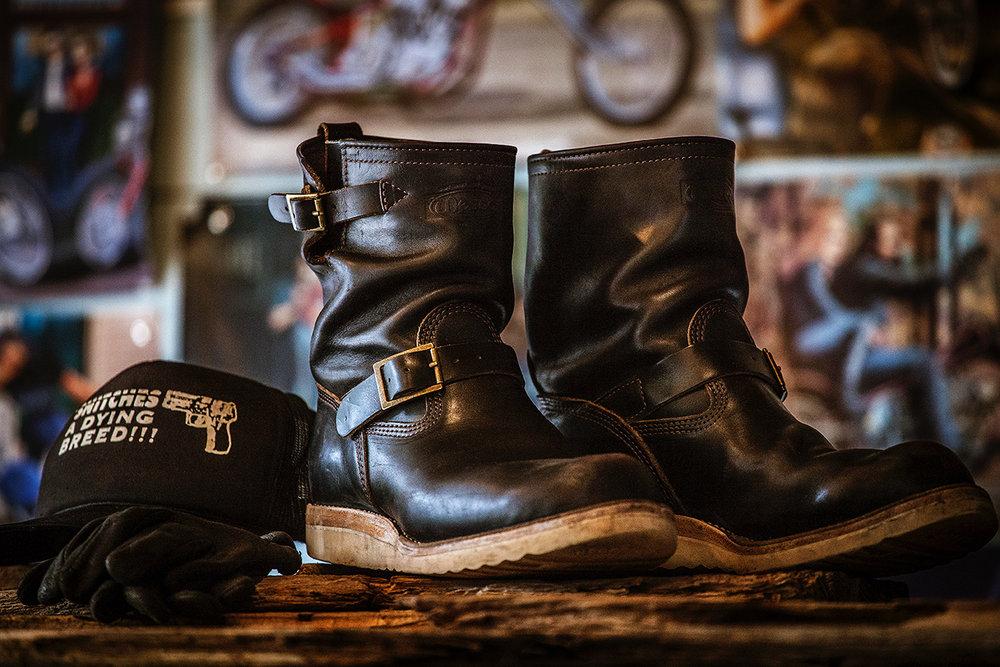 Black Bear Brand BOSS boot
