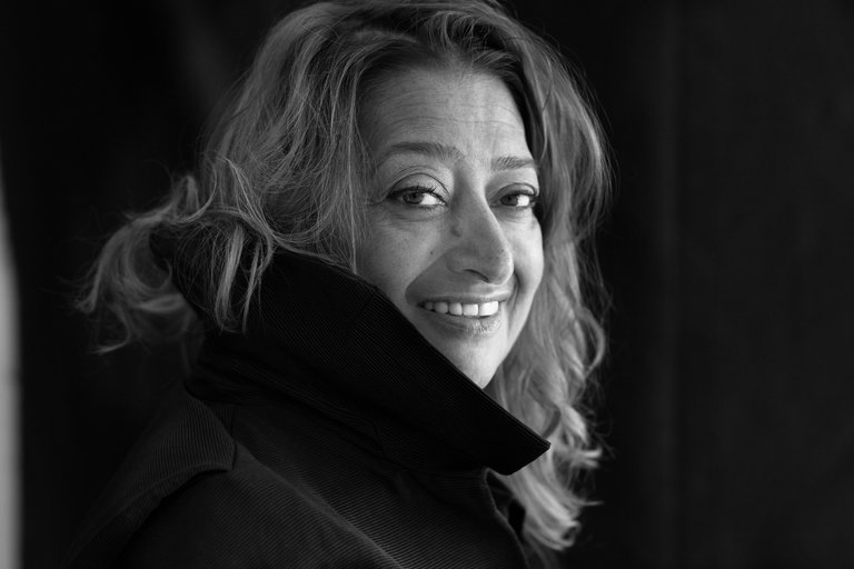Photo credit:  Brigitte Lacombe /Zaha Hadid Architects