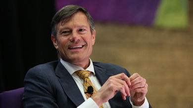 Activist investor Jeff Ubben of ValueAct Capital
