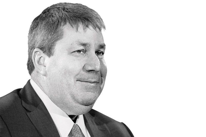 Mike Pearson, Valeant Pharma CEO