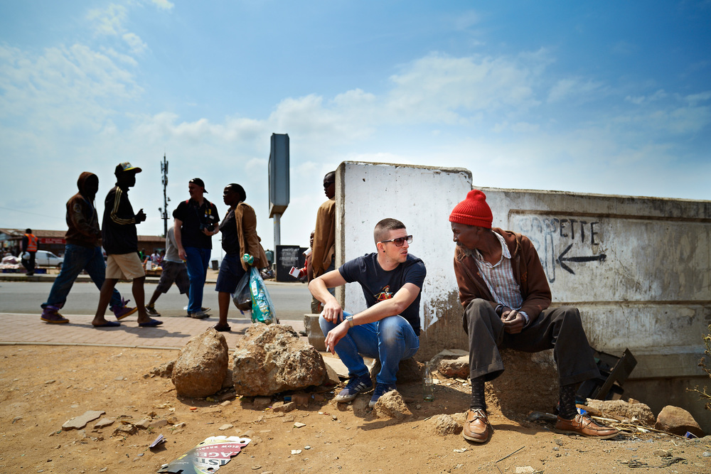 attending a soweto photo walk
