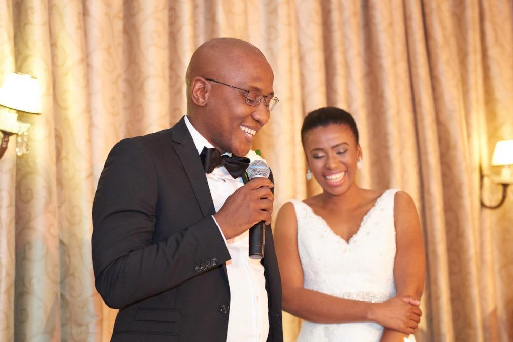 Dumani & Khosi wedding