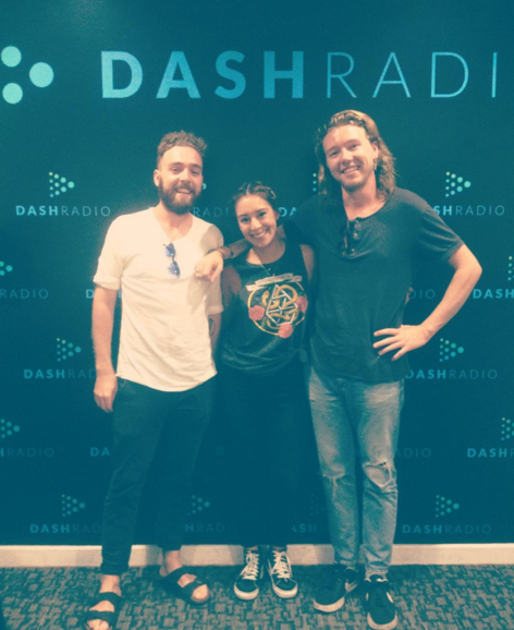 Dash Radio LA, thanks to Emma for the great interview!