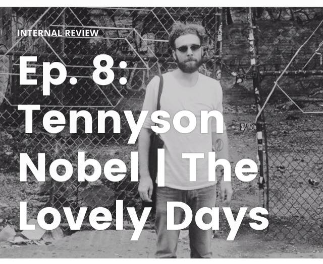 Tennyson interview...Have a listen....https://vitcavage.com/…/ep-8-tennyson-nobel-the-lovely-days/