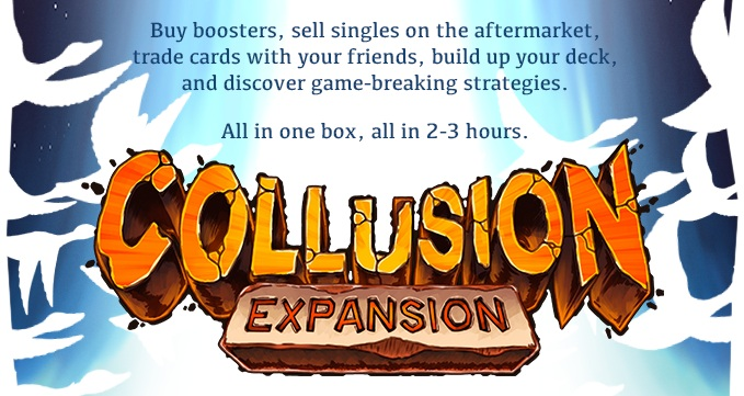 Taken from the Kickstarter page for the Collusion expansion to Millennium Blades