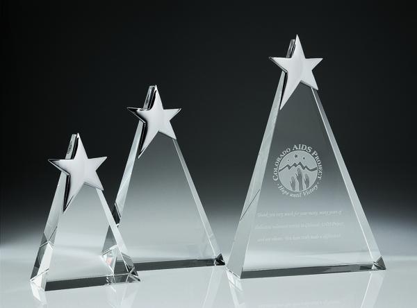 Top Star Award - Triangle