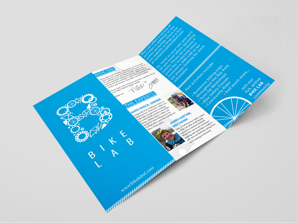 Bike Lab Brochure