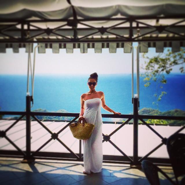 🌊😎🌴 (at Hotel Villa Caletas, Jaco, Costa Rica)