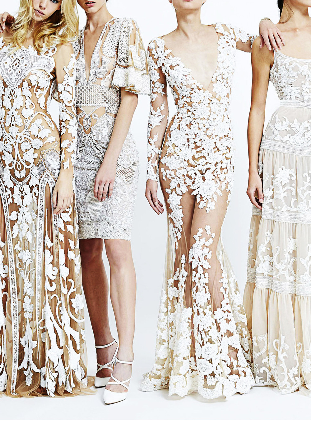 fuckyeahfashioncouture: Zuhair Murad Spring-Summer 2015 Drool. 😍