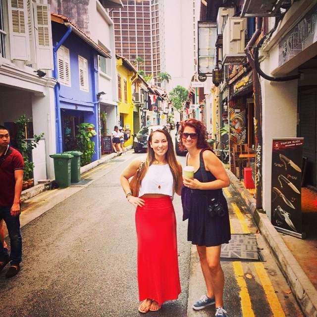 Haji Lane #singapore @pfrawlz @zacksafe14  (at Haji Lane)