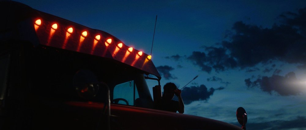 LOGLINE - A woman's desperate search through truck stops and motels explodes in vigilante justice when she discovers a young girl being trafficked by the same crew of truckers who took her teenage sister.