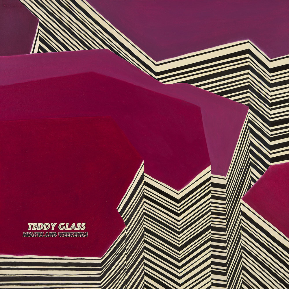 Teddy Glass_NightsAndWeekends_AlbumCover.jpg