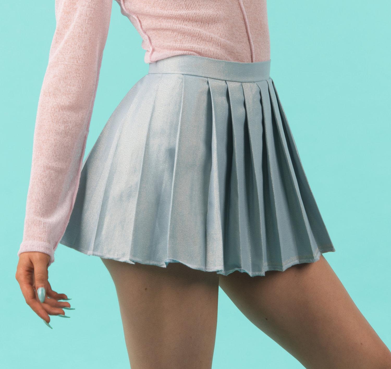 Netball Skirt — Penny Drop