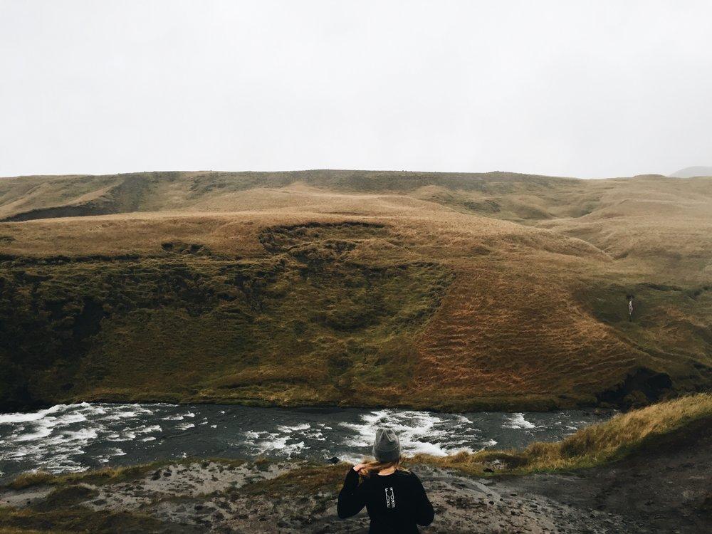 Skogafoss, Iceland ft.  Flukeworks
