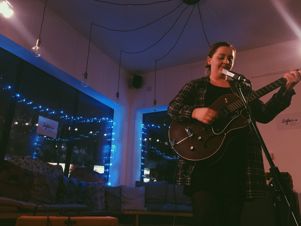 Sofar Sounds - London, England