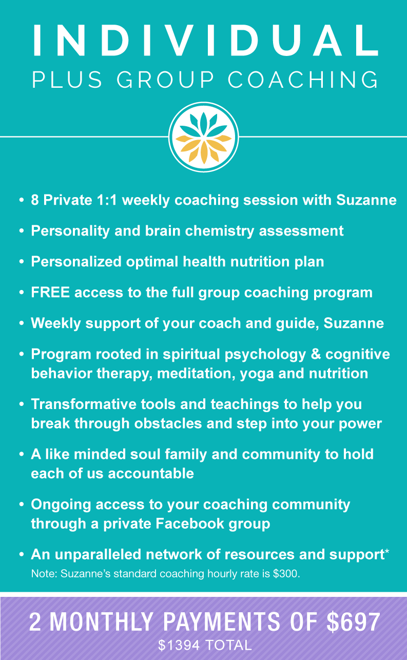 Individual coaching with suzanne suzanne bryant yogaiscoachingindividualpricingg 1betcityfo Image collections