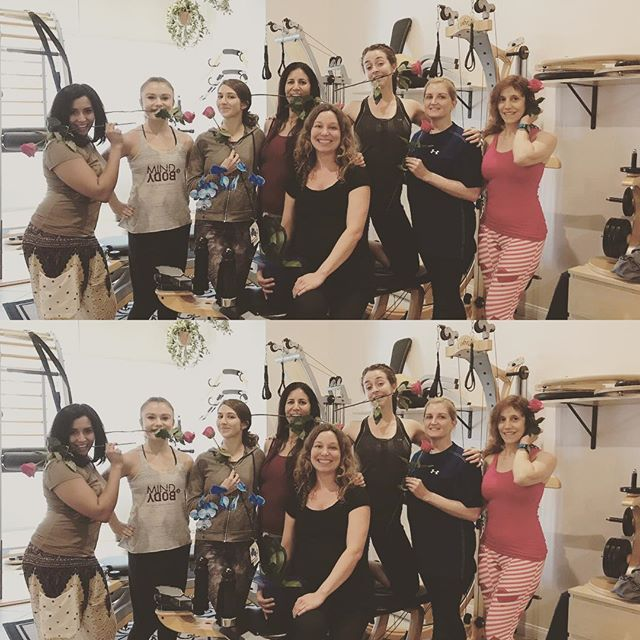 Congratulations to our 8 new apprentices! Big thank you to Specialized Master Trainer, Jill Denison. #thefifthline #flexibleandstrong #gyrotonicexpansionsystem #gyrotonic®