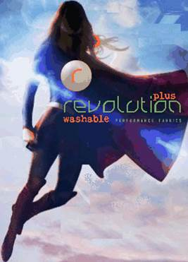 Revolution plus superhero