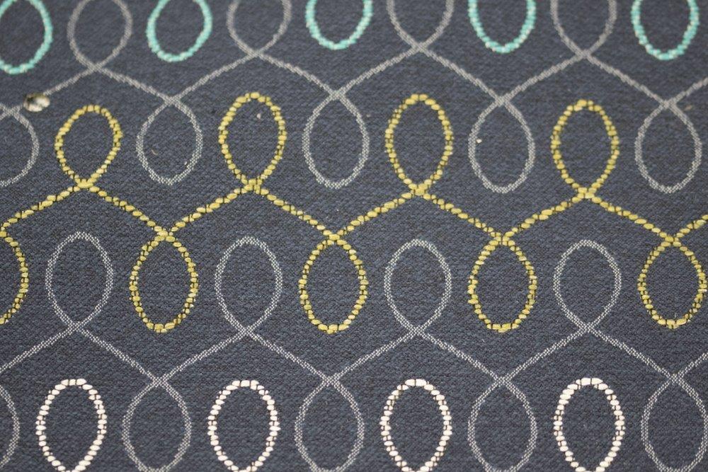 pattern loop de loop