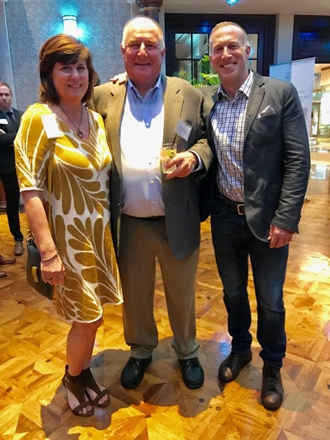 Kathy Dotterer, Perry Skeen and Glen Read supporting City of Hope at the City of Life 2017 Award Dinner!