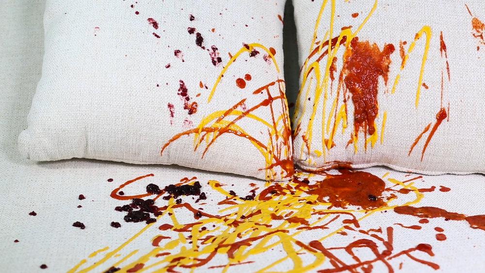 fabric mess