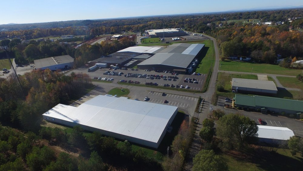 STI's Factory in Kings Mountain, North Carolina