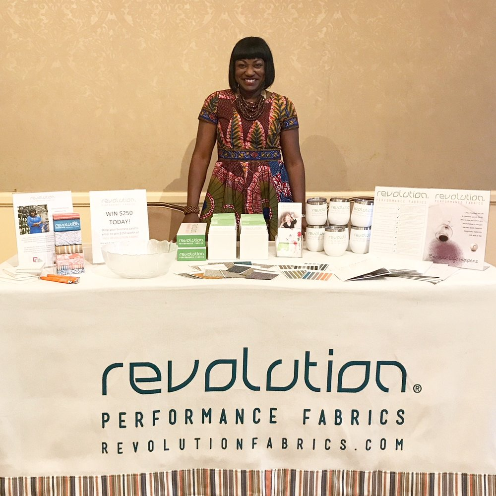 Revolution design ambassador, Cheryl Luckett, ready to share her experiences and knowledge of Revolution! To learn more about Cheryl, visit https://www.revolutionfabricsbytheyard.com/pages/design-ambassador